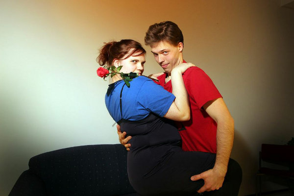 Marriage Tango photo by Antti Vainio Thespians Anonymous 2013